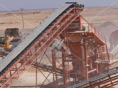 利比亚石灰石破碎生产线