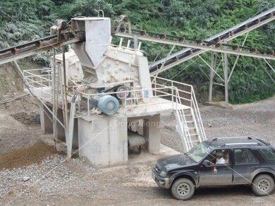 四川石灰石石料生产线