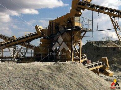 坦桑尼亚花岗岩石料生产线