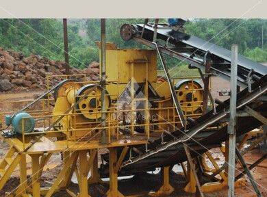 马来西亚铁矿石破碎生产线