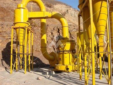辽宁本溪磨粉150吨生产线