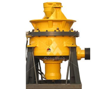 DMG单缸液压圆锥破碎机