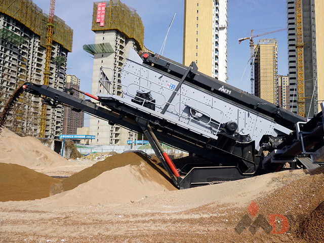 陕西西安建筑垃圾破碎