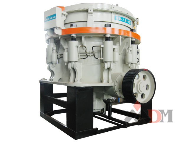 新型多缸液压圆锥破碎机结构 性能 价格