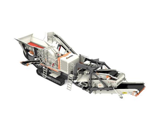 履带式移动砂石生产线详解/小型移动石子破碎机哪儿有?
