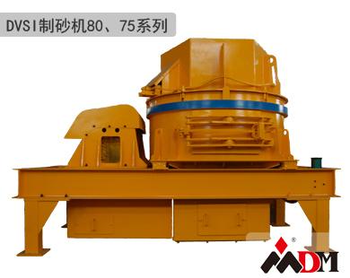 冲击式破碎机需加装排风系统减少粉尘,定期清理