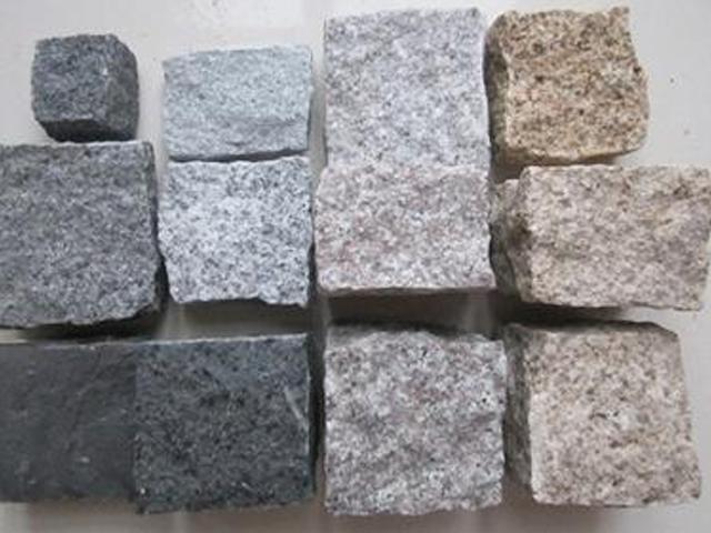 花岗岩石料生产线