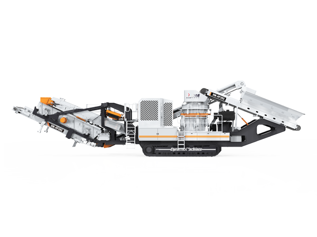 Mobile Cone Crusher Station(crawler type)
