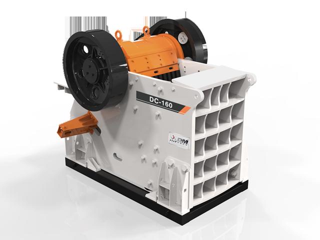 颚式破碎机设备安装需注意的问题及如何除尘措施