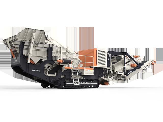 500t/h移动式小型破碎机--高效破碎、轻松高产